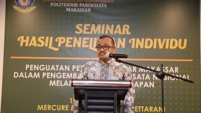 Politeknik Pariwisata Makassar Seminar Hasil Penelitian Individu