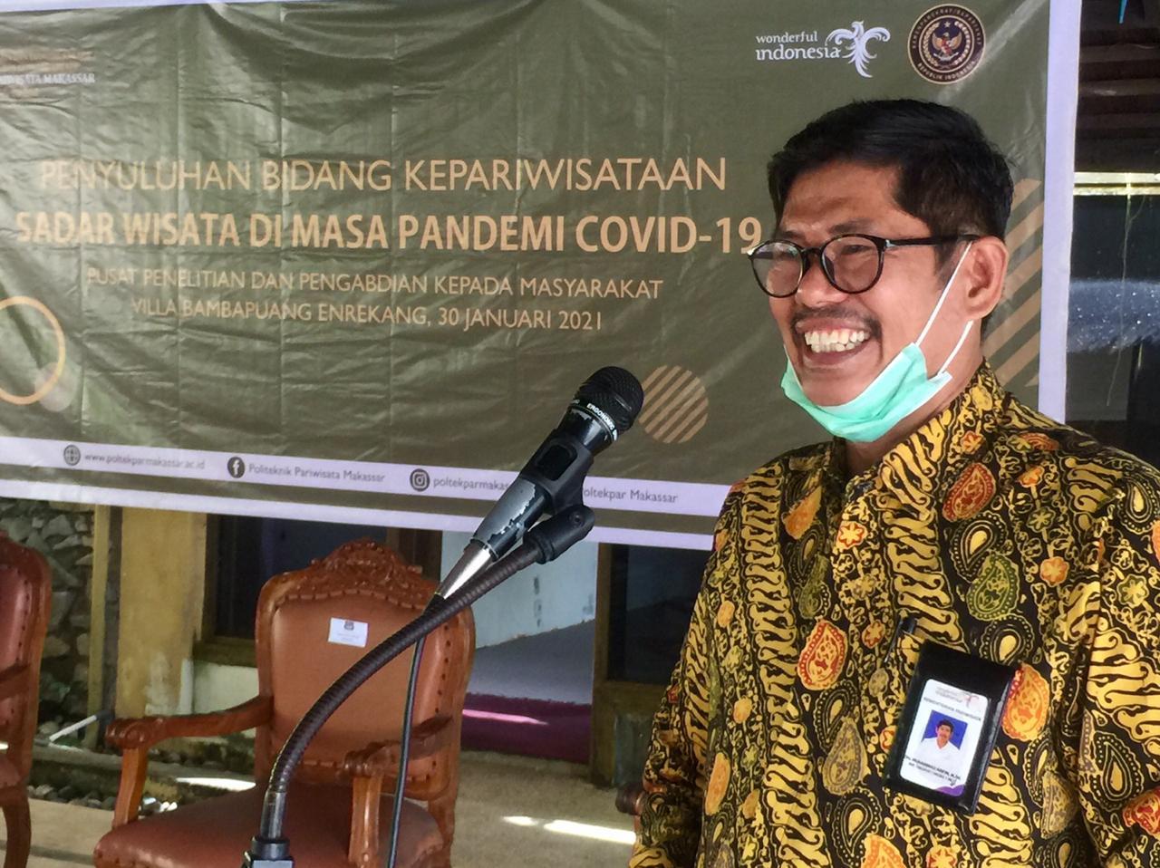 POLTEKPAR Makassar Gelar Penyuluhan Kepariwisataan di Kabupaten Enrekang