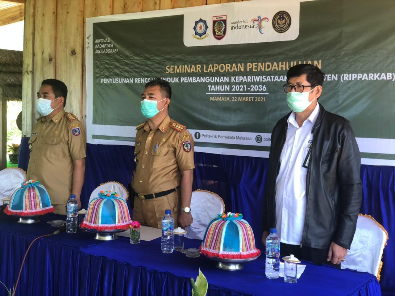 P3M-Penyuluhan Kepariwisataan dan Penandatanganan PKS di Kabupaten Mamasa